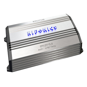 hifonics BRX5016.5 Brutus 5-Channel 750X1 4X100 Amp