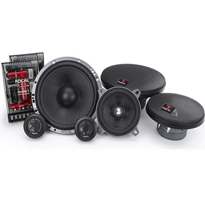 best component speakers for serious audio enthusiasts focal access 165 a3 6 5 inch 3 way component speaker kit