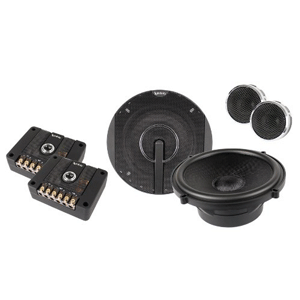 Infinity Kappa 60.11CS 6-3-4 inch component speaker system