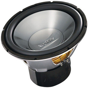Infinity Reference 1262w 12-Inch 1200-Watt High-Performance Subwoofer (Dual Voice Coil)
