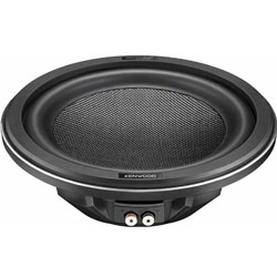 Kenwood Excelon KFC-XW1200F 12 1400 Watt Shallow Mount Car Subwoofer