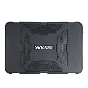 NEW KICKER 11HS8 8 inch150W Hideaway Car Audio Powered Subwoofer Sub Enclosure HS8