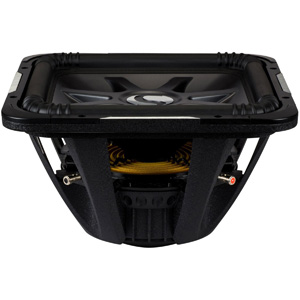 STILLWATER DESIGNS 11S15L72 15 in. Dual 2ohm Solo-Baric L7 Series Car Subwoofer