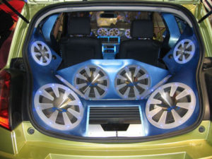 car speaker systems