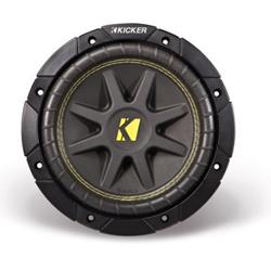 "Kicker 10C84 (10C8-4) 8"" Single Car Subwoofers"
