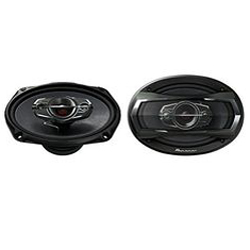"Pioneer TS-A6985R 6"" x 9"" (6x9) 4-Way TS Coaxial Car Speakers"