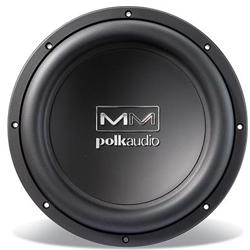 infinity 10 inch subwoofer. polk audio aa3105-a mm1040 dvc 10-inch subwoofer infinity 10 inch