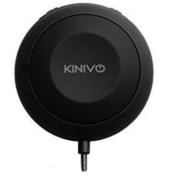 New -KINIVO BTC450 BLUETOOTH HANDS-FREE CAR KIT