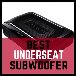 6 Best Underseat Subwoofers - (Reviews & Buying Guide 2019)