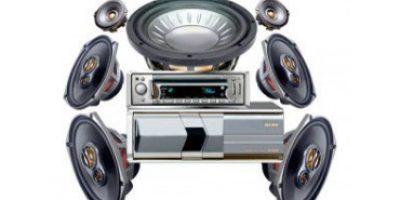 4-Channel Car Amplifiers