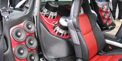6x9 Inch Car Speakers
