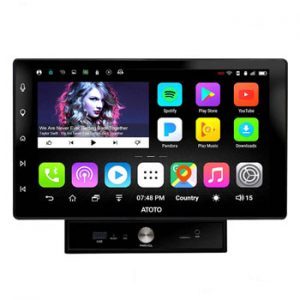ATOTO A6 Double-Din Android Car Navigation Stereo