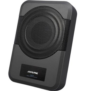 Alpine Electronics PWE-S8 Restyle Powered 8-Inch Subwoofer