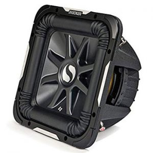 Kicker S15L7 Car Audio Subwoofer