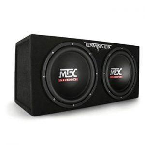 MTX Audio Terminator Series TNE212D Sub Enclosure