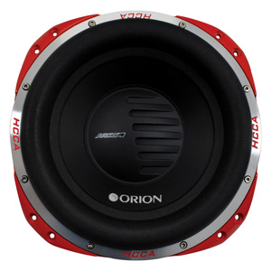Orion HCCA154 Competition Car Subwoofer