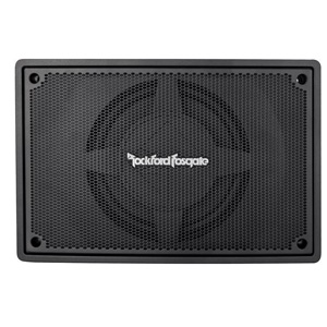 Rockford Fosgate PS-8 8-Inch Underseat Powered Subwoofer