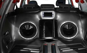 Shallow Mount Subwoofers